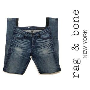 Rag & Bone Leggings Denim Size 26